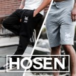 Jogginghosen / Shorts